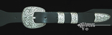 Custom Tapered Belt Strap