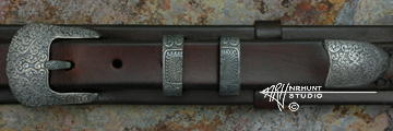 Sterling Silver Ranger Belt